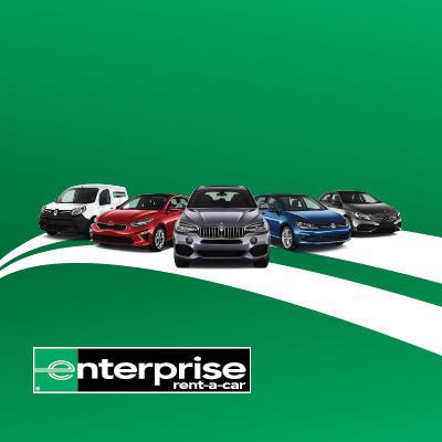 Logo Enterprise Rent-A-Car - Hamburg Hauptbahnhof