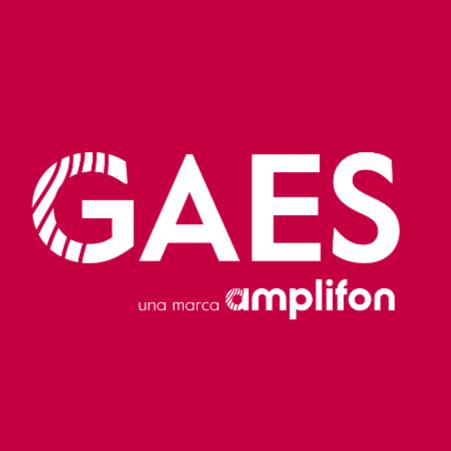 Logo GAES una marca amplifon