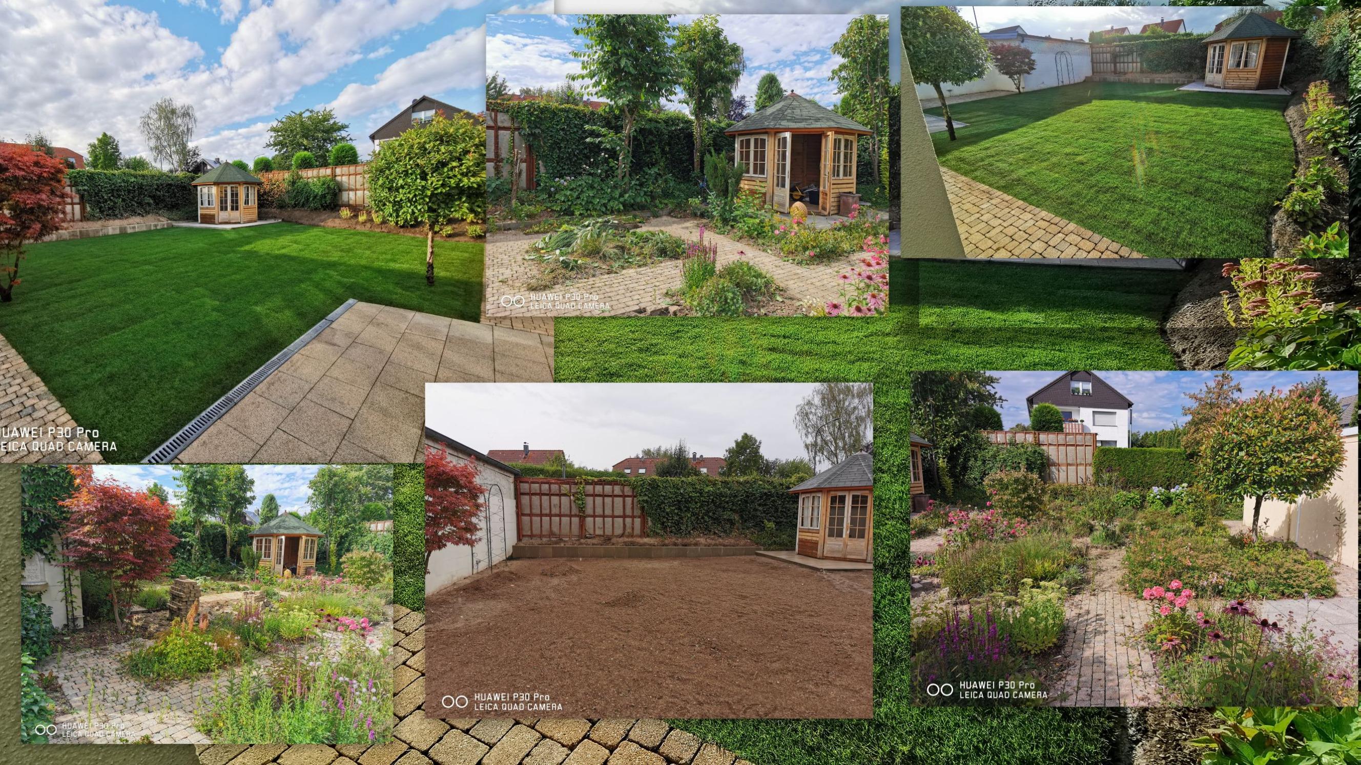 Garten & Landschaftsbau +Baumfällungen Tobias Matthiesen