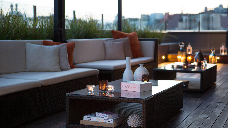 Goja Rooftop Experience