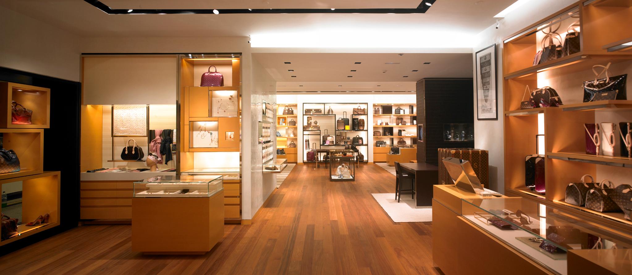 Louis Vuitton Barcelona El Corte Ingles