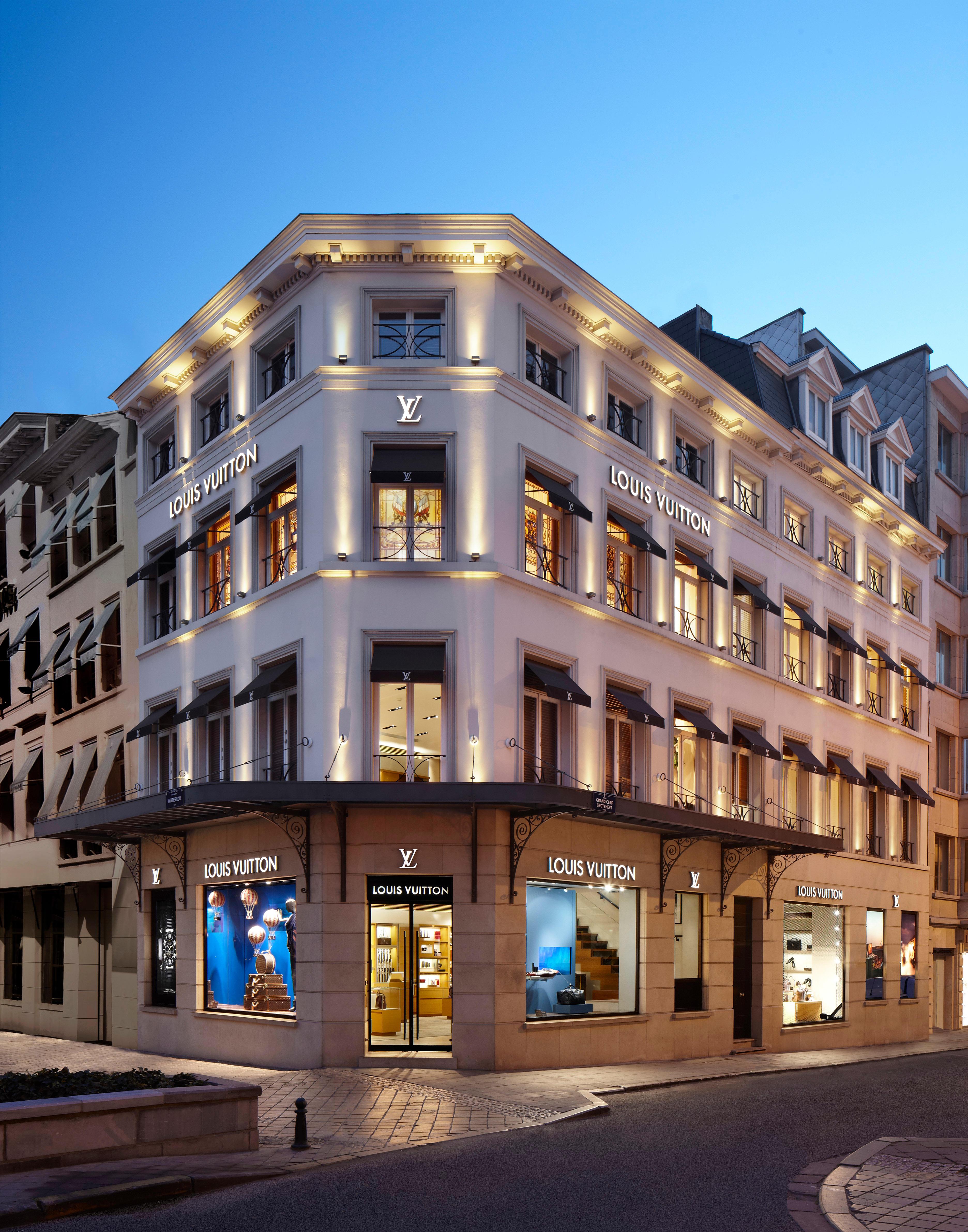 Louis Vuitton Bruxelles