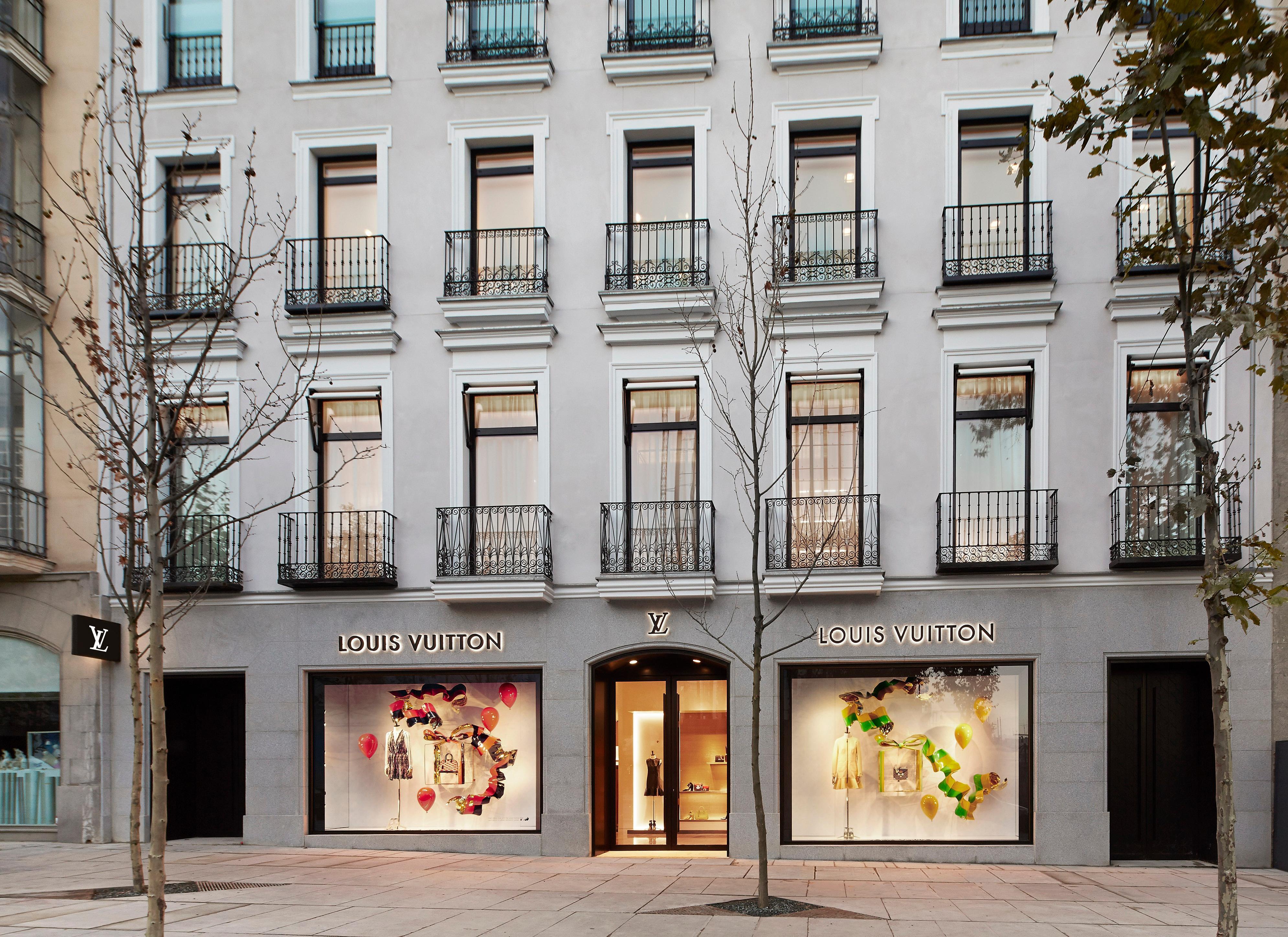 Louis Vuitton Madrid Serrano