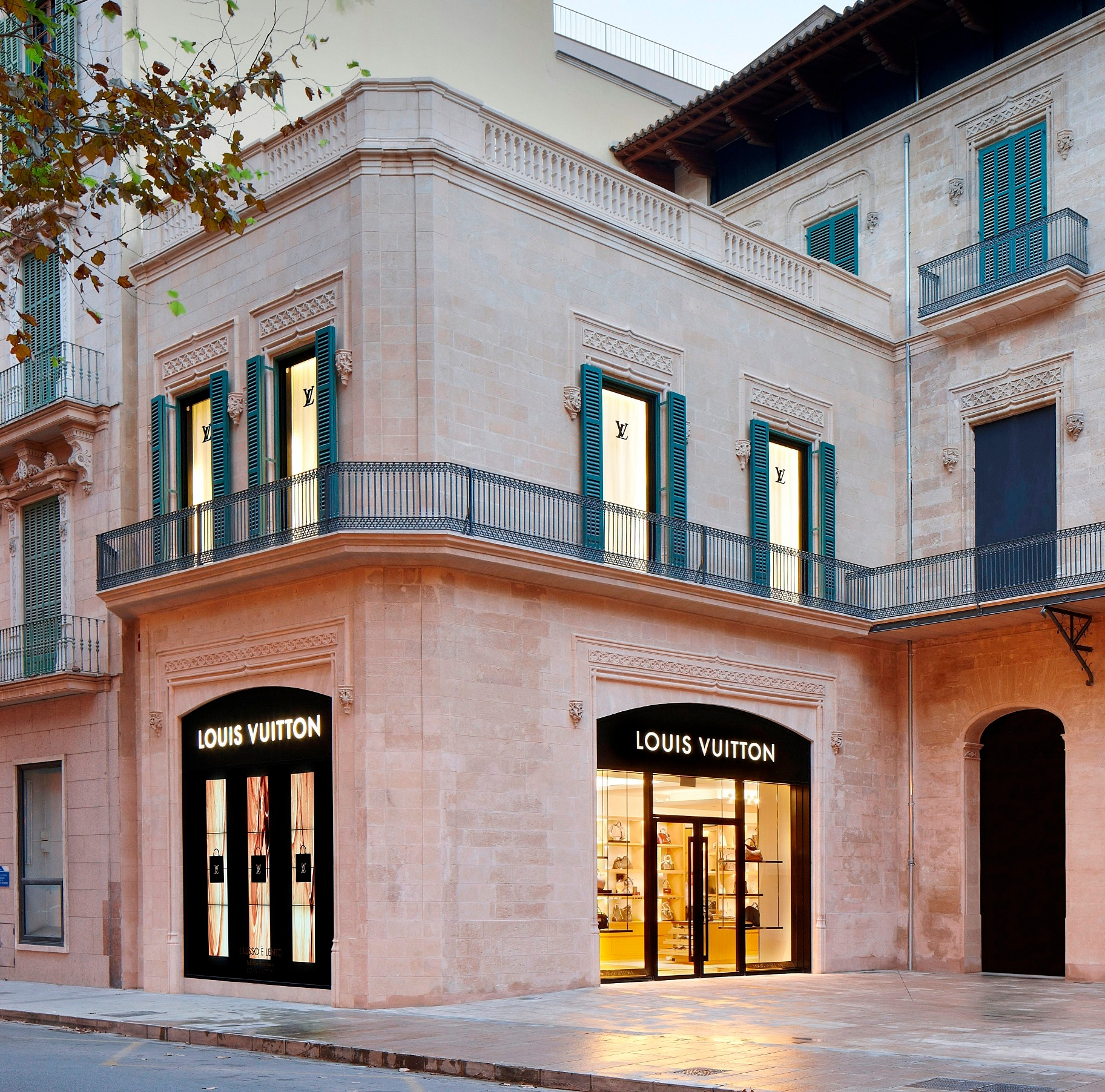 Louis Vuitton Palma De Mallorca