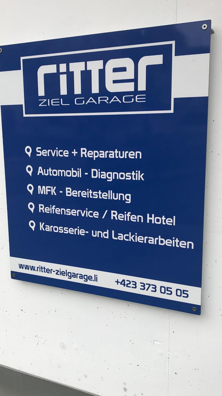 Ritter Ziel Garage AG