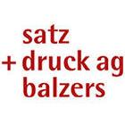 Logo Satz + Druck AG