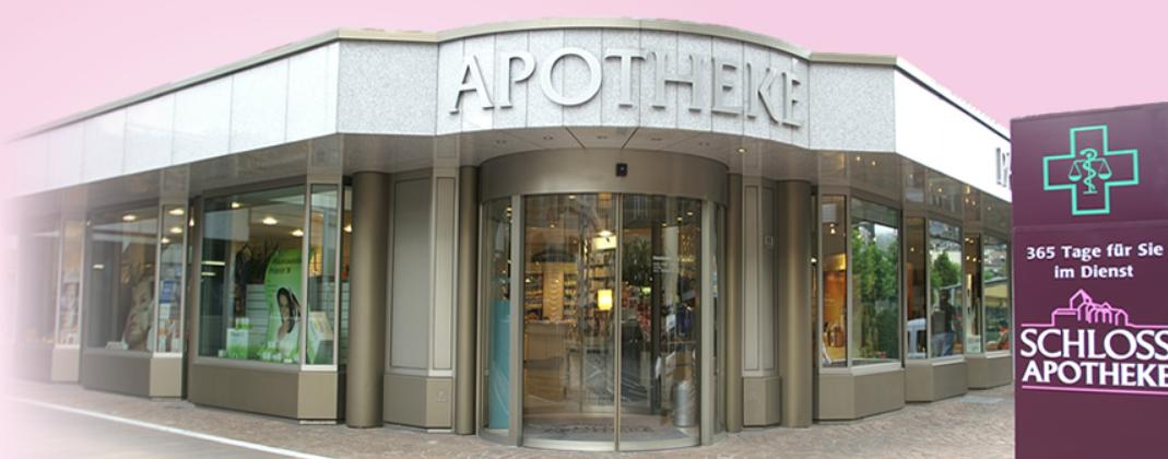 Schloss-Apotheke AG