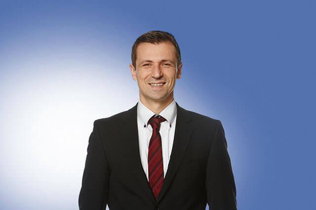 VGH Versicherungen: Dusko Antonijevic