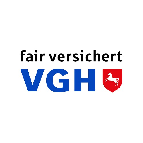 Logo VGH Versicherungen: Patrick Bevacqua